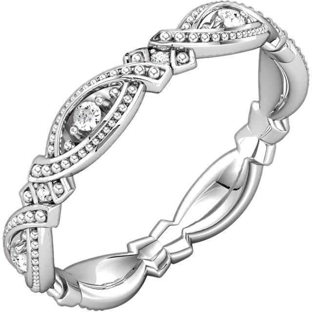 Sculptural Rings at the Van Scoy Diamonds Jewelry Store
