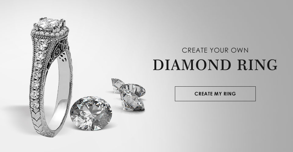 Create Your Own Diamond Ring