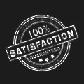 100% Satisfaction
