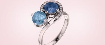 2-Stone Ring