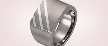Contemporary Metal Rings