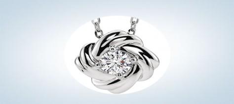 Essential Lab Diamond Necklaces
