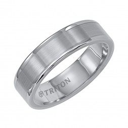 6Mm Cf Gry/Tungsten Band