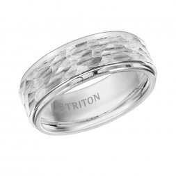 8Mm Cf White/Tungsten Band