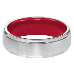 7Mm Air Red Inside Cf Band
