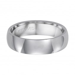 Tungsten Carbide Wedding Band