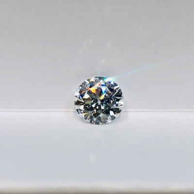 D color, SI2 clarity Round 1.01 -Carat Diamond