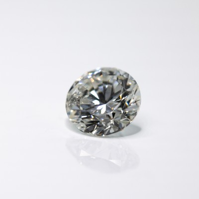 E color, SI3 clarity Round 1.02 -Carat Diamond