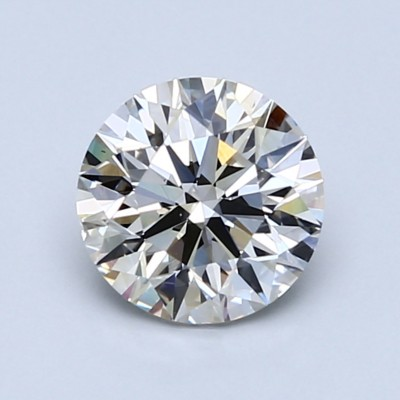 J color, VS2 clarity Round 1.28 -Carat Diamond