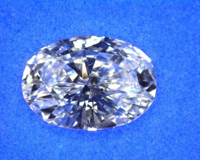 E color, VS2 clarity Oval 1.21 -Carat Diamond