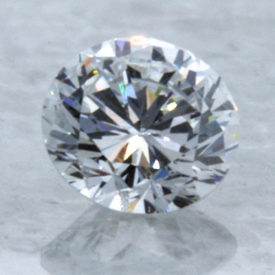 E color, SI1 clarity Round 0.35 -Carat Diamond