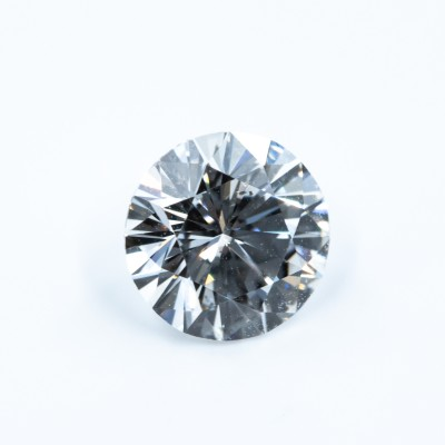 D color, VS2 clarity Round 0.52 -Carat Diamond