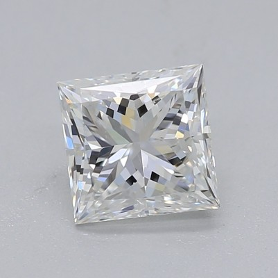 G color, SI1 clarity Princess 0.75 -Carat Diamond