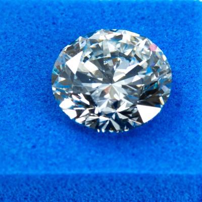 G color, SI1 clarity Round 2.01 -Carat Diamond