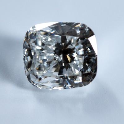 F color, VS1 clarity Cushion 1.02 -Carat Diamond