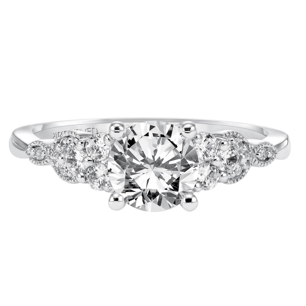 Diamond Engagement Semi Mntg