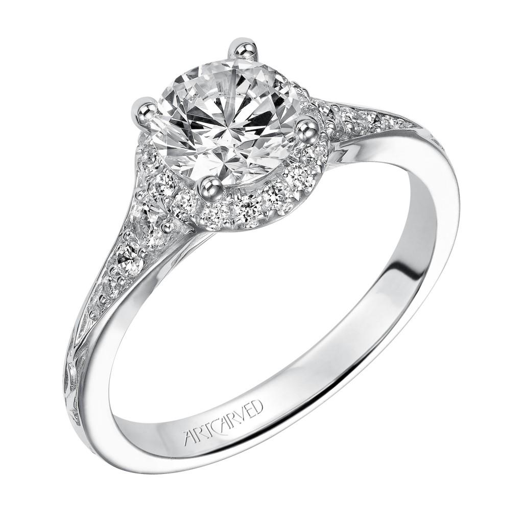 Farrah Engagement  Ring