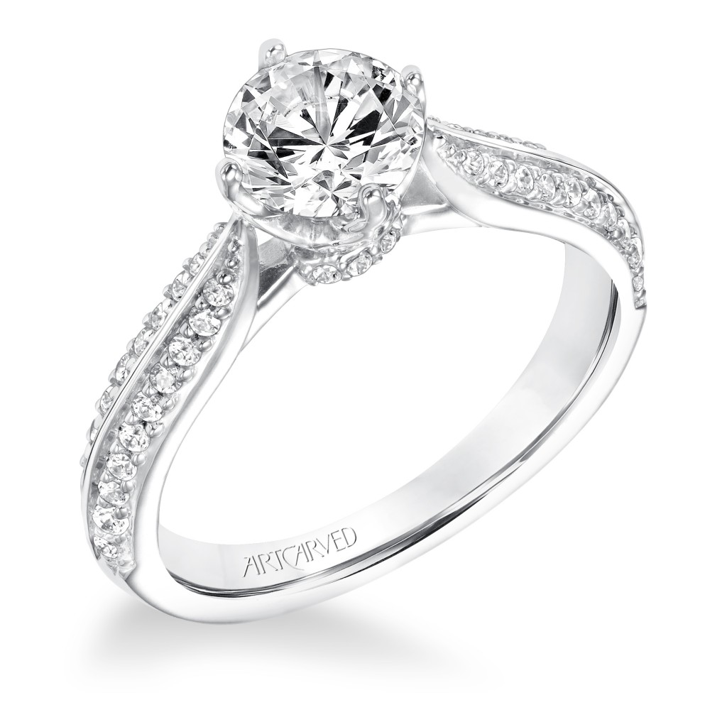 Eloise Diamond  Engagement  Ring