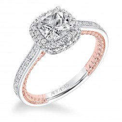 Vita Diamond  Engagement  Ring