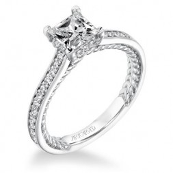 Keira Diamond  Engagement  Ring