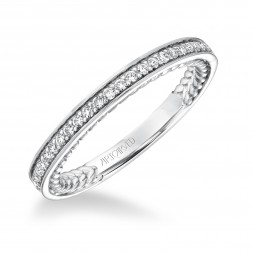 Keira Diamond  Wedding Band