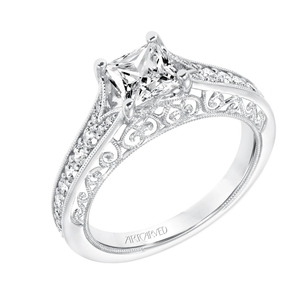 Savannah Diamond Engagement Ring