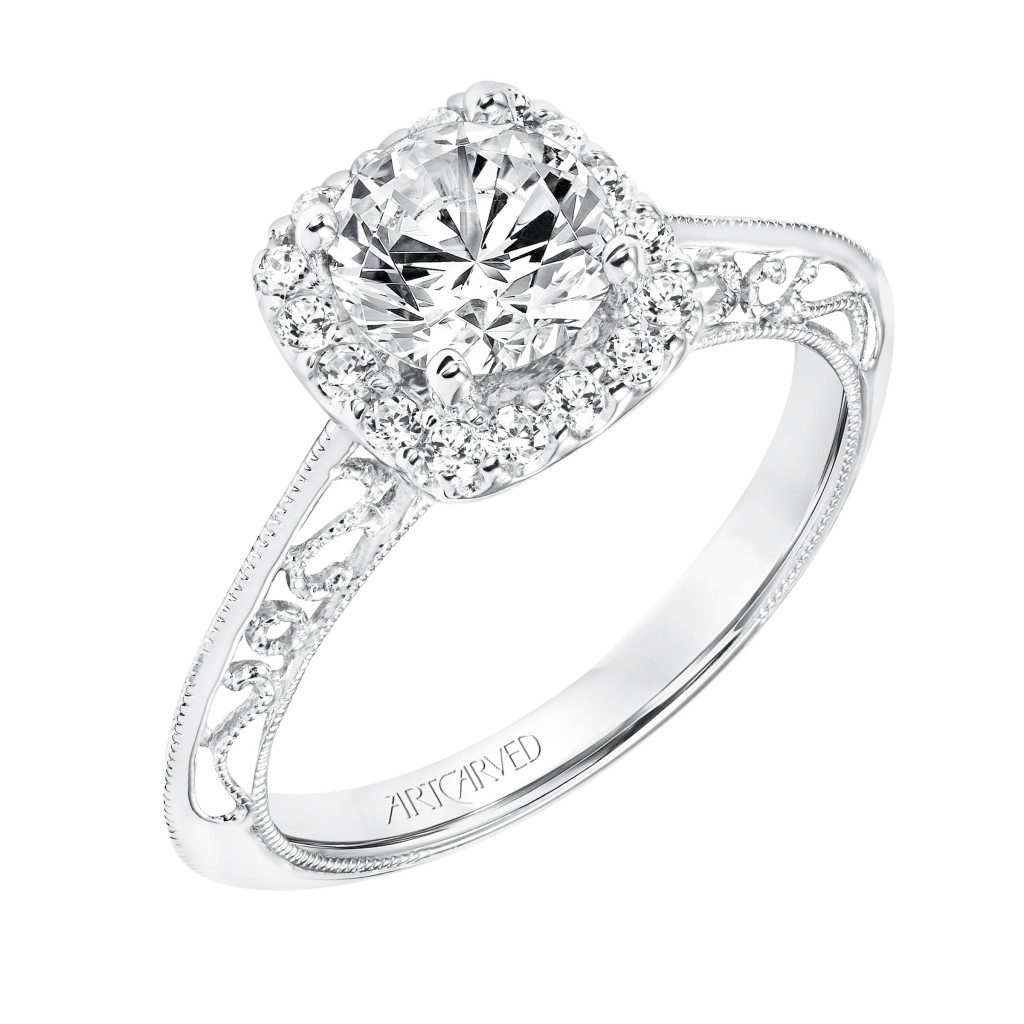 Audriana Engagement Ring