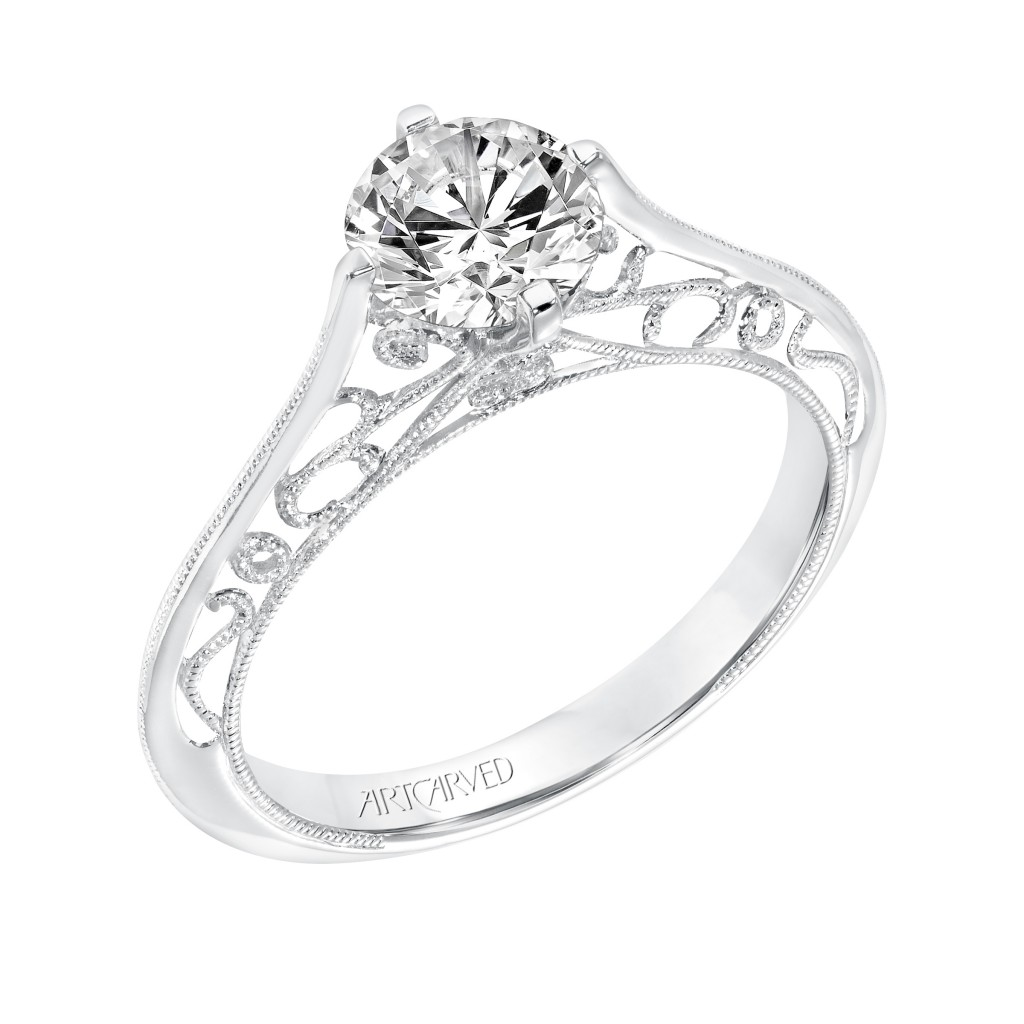 Laurett Diamond Engagement Ring