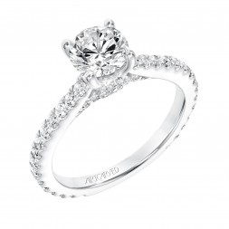 Constance Diamond  Engagement  Ring