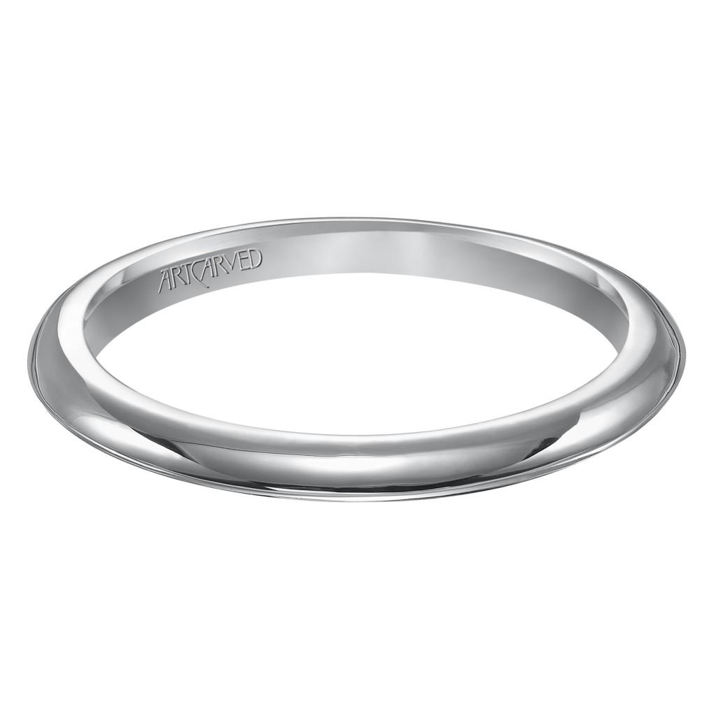 Polished Wedding Band To Match Engagement Ring 31-V120