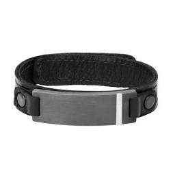 Tungsten Raw' Man'S Bracelet