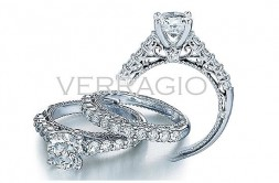 Verragio Eng Mtg 5.5X5.5 Cnt, .50Ct, Gh, Vs, 18Kw
