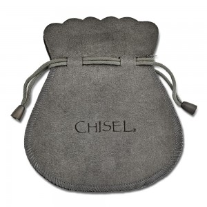 Stainless Steel Polished 27mm Diameter Hoop Earrings