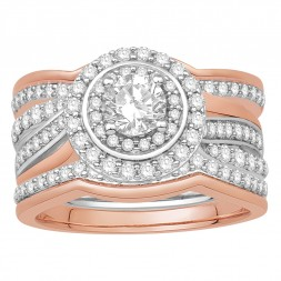 Engagement Diamond Band