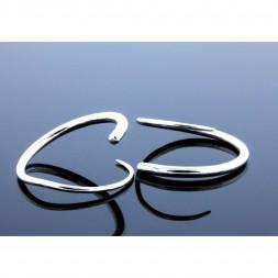 Handmade Coil Earrings