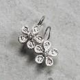Diamond Posie Earrings (SS)