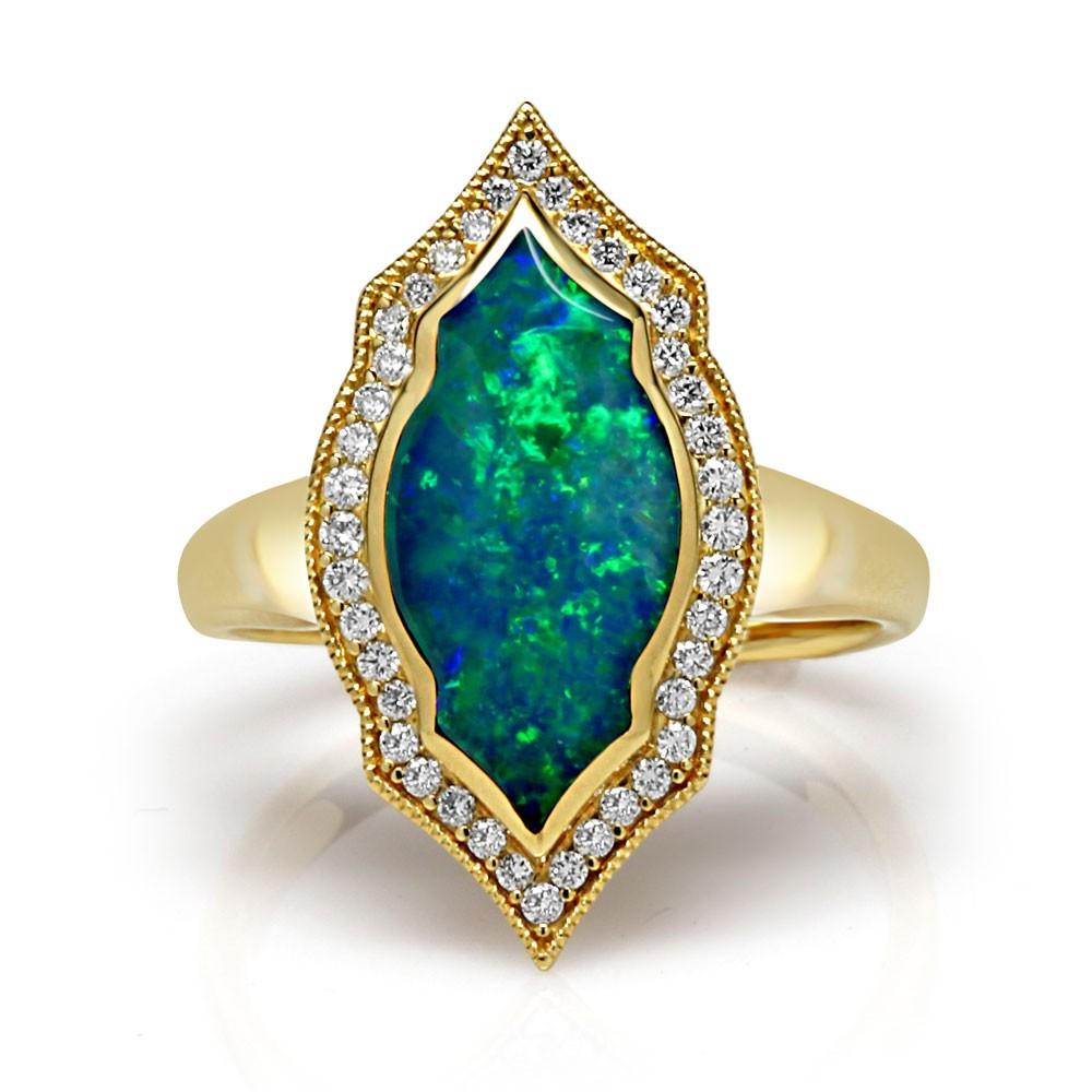 Kabana Opal Ring