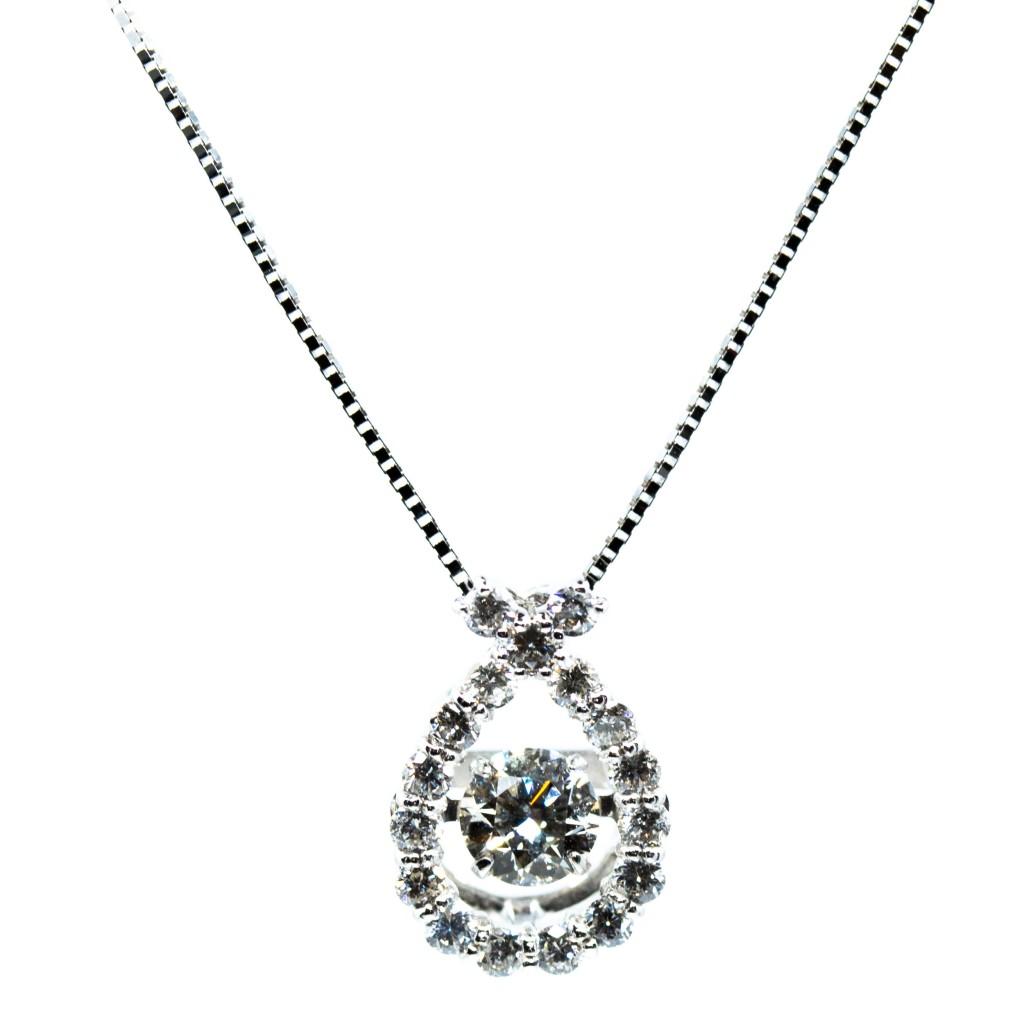 Rythm of Love Diamond Necklace (.50ctw)