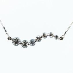 Diamond Journey Necklace (1.00 ctw)