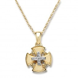 I. Reisse Jerusalem Cross