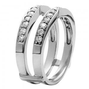 Solitaire Ring Guard/Enhancer