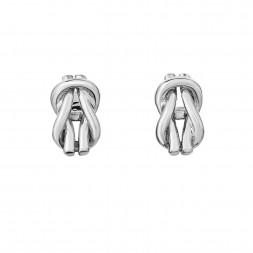 Silver Reef Knot Cufflinks