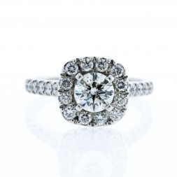 Neil Lane Halo Diamond Ring(1.50ctw)