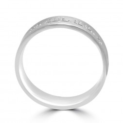 I. Reisse Wedding Band