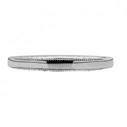 Oval Cut Diamond Bezel/Vintage Style Semi Mount Engagement Ring