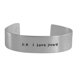 Personalized Wide Cuff