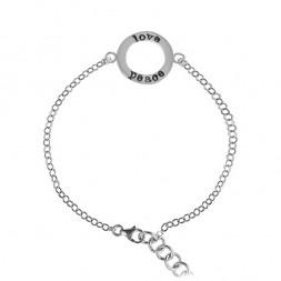 Eternity Circle Bracelet