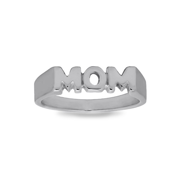 Flat top MOM ring