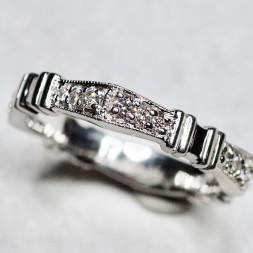 VS Signature Diamond Ring (.42ctw.)