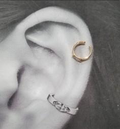 .20ct Marquise Ear Cuff